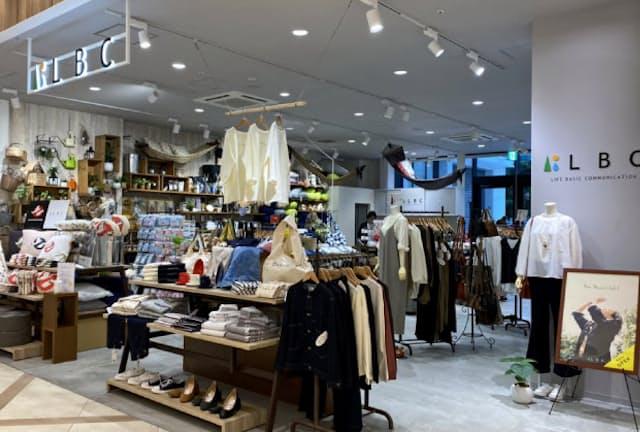 コックスが9月にオープンした「LBCグランエミオ所沢店」(埼玉県所沢市)