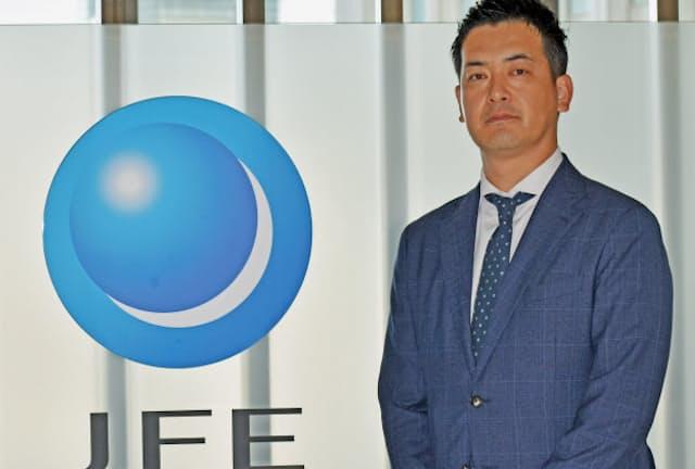 JFEスチールの一井寿武さん