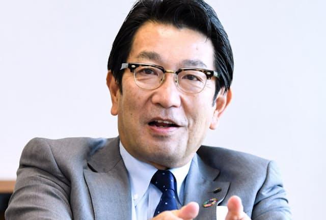伊藤忠商事の石井敬太社長COO