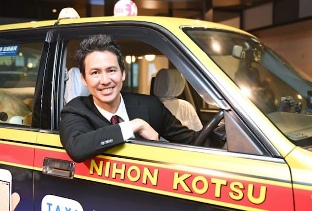 川鍋一朗 日本交通会長
