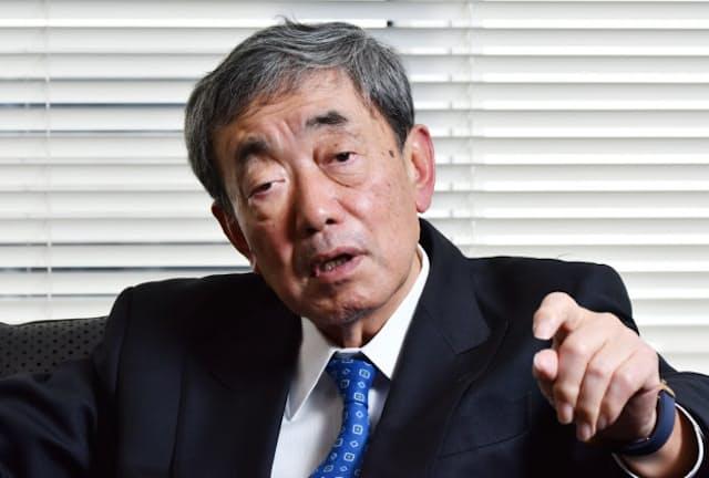 松本晃氏は、子会社への出向を命じられ、その意義を考えたという