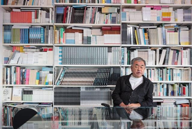 建築家の隈研吾氏
