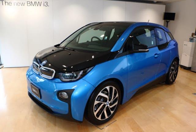 新型BMW i3
