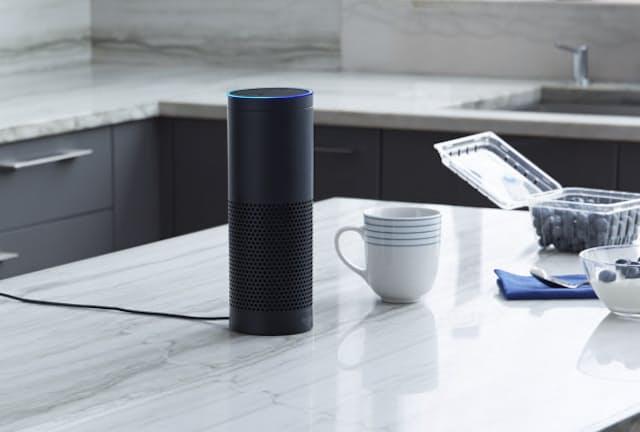 タイマー機能があるためか、キッチンに置くユーザーが多い。スピーカーは全方位形で音を聞き取りやすい