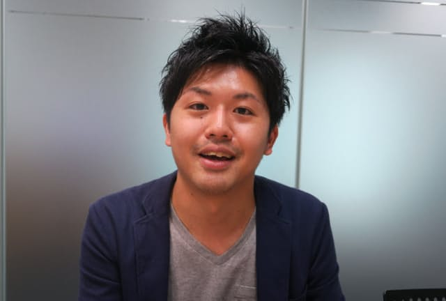 サイバーエージェント採用育成本部の小沢政生氏