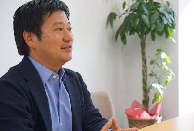 マネーフォワード社長の辻庸介氏