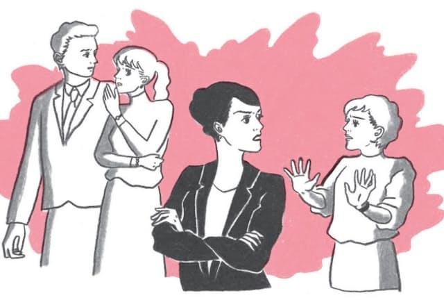 止まらぬイライラ、負の感情にどう対処すべき?(イラスト:谷小夏)