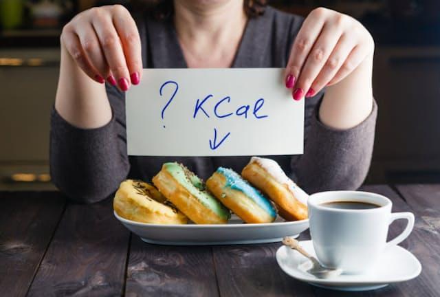 どうやら人間は、摂取したエネルギー(カロリー)を少なく申告したり、食べたものを忘れる癖があるらしい(c)Andrey Cherkasov-123rf