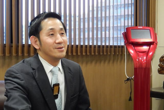 タニタの谷田千里社長