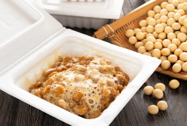 ご飯に納豆が欠かせないという人も 写真はイメージ=PIXTA