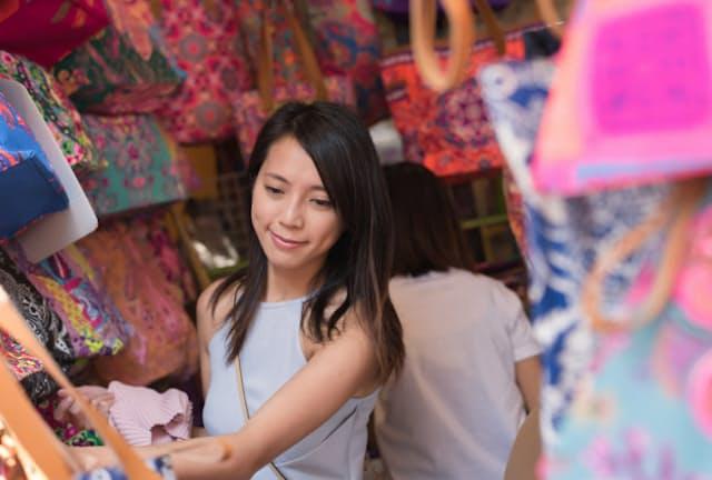 タイでは観光客が堅調に推移し、経済の成長をけん引している