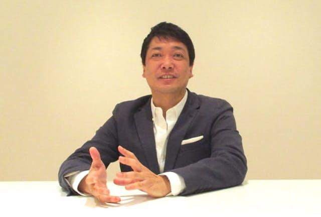 グッドデザインカンパニーの代表取締役を務める水野学氏。「くまモン」のデザインを手掛けたことでも知られる