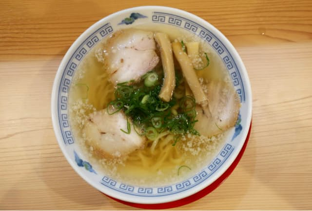 「麺処 若武者ASAKUSA」の「会津山塩物語」