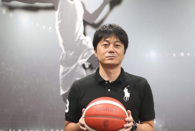 JBA(日本バスケットボール協会)の葦原一正理事はコンサルティング会社からプロ野球界に転じた