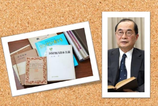 吉川洋氏と座右の書・愛読書