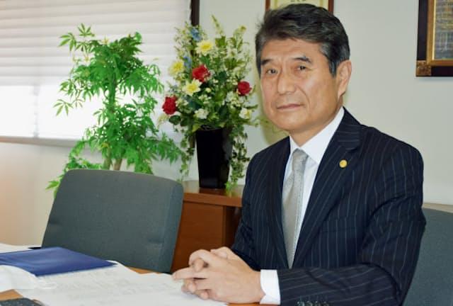 東京都中小企業診断士協会 松枝憲司会長