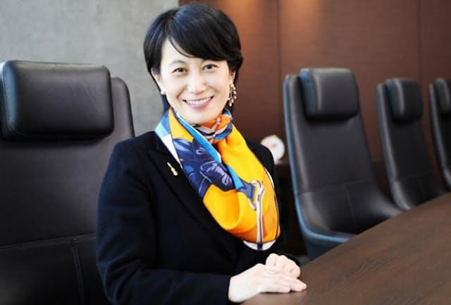 アーモンド代表取締役の松田亜有子さん