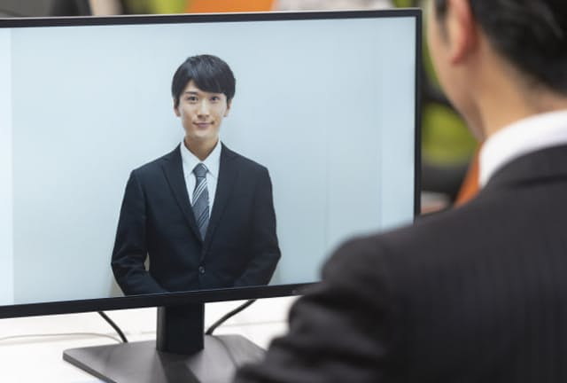 転職採用時のオンライン面接は今後も定着していくとみられる。 写真はイメージ =PIXTA