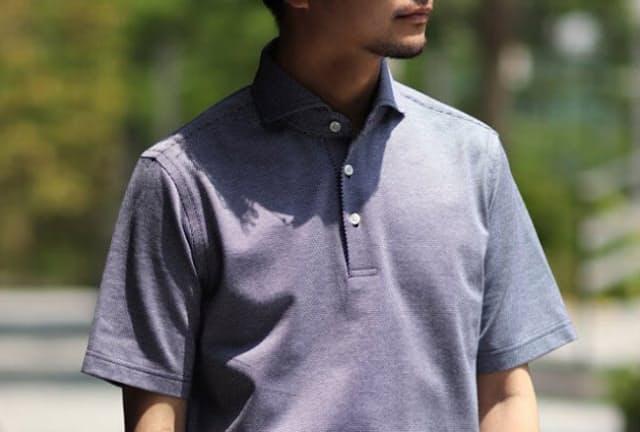 クールビズで「襟付き」を求める会社では、ポロシャツの出番が多くなりそう
