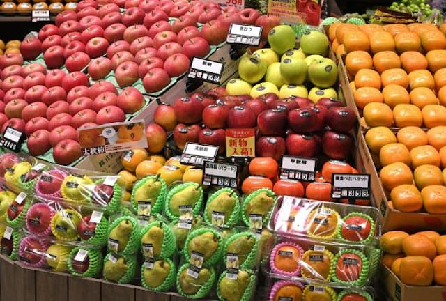 日本のフルーツにはオリジナルに開発された品種が少なくない