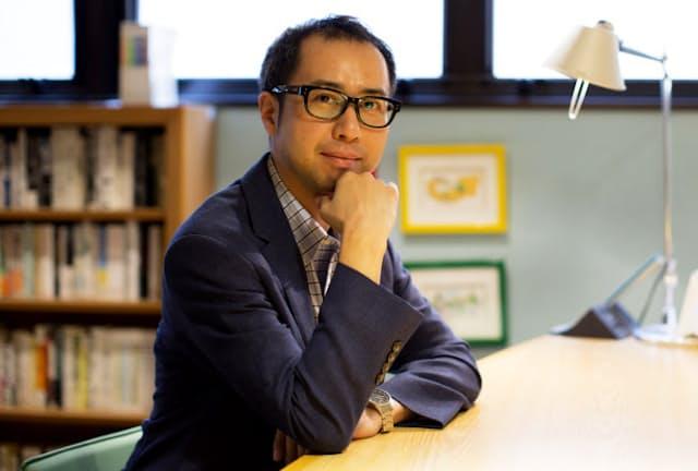 東京大学大学院准教授 高木聡一郎氏