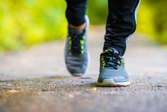 毎日よく歩く人ほど死亡リスクが低いことが示された。(C)Dmitry Travnikov-123RF
