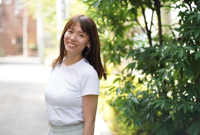 キャリア相談のサービスで起業した金井芽衣さん
