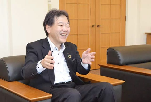 NTTデータの藤原遠副社長の初配属先は高松市の電報局だった