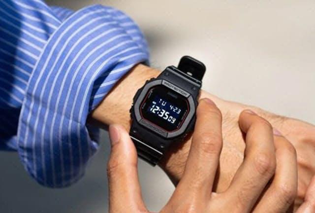 「休日用」の時計ならラバーベルトも有力な選択肢