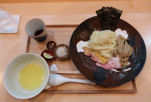 絶対的なクオリティーを持ち合わせた「らぁ麺飯田商店」のつけ麺