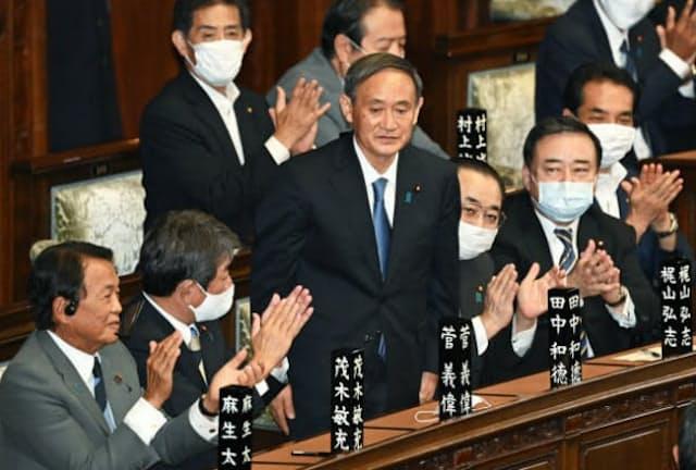 菅政権には新たなコロナ禍対策が求められている