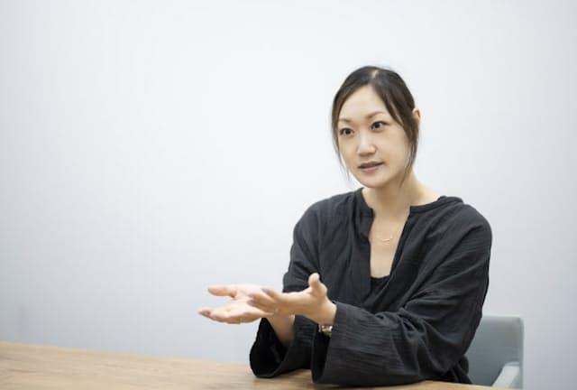 サイバーエージェントの石田裕子専務執行役員は「素直でいい人」を採用基準に挙げる