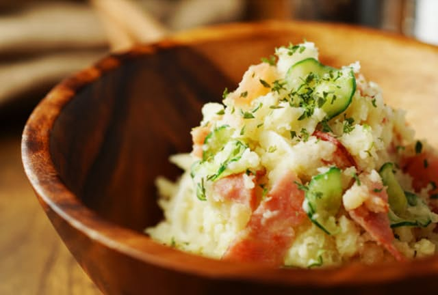 日本人なら誰でも好きなポテトサラダ。日本人好みの味にどう進化?=PIXTA