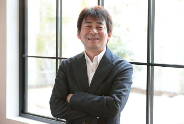 「専業禁止」を掲げるエンファクトリーの加藤社長