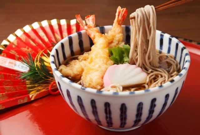 年越しそばや引っ越しそばなどハレの日の食べ物として日本文化に根付いているそば。世界ではどう食べている?=PIXTA