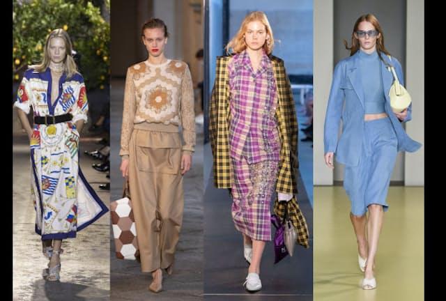 21春夏は高揚感や健やかさが盛り込まれたファッションがトレンドに
