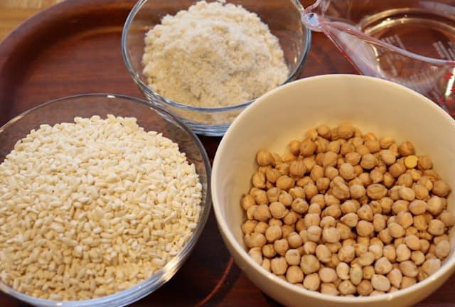 ひよこ豆の手作り味噌は意外に簡単