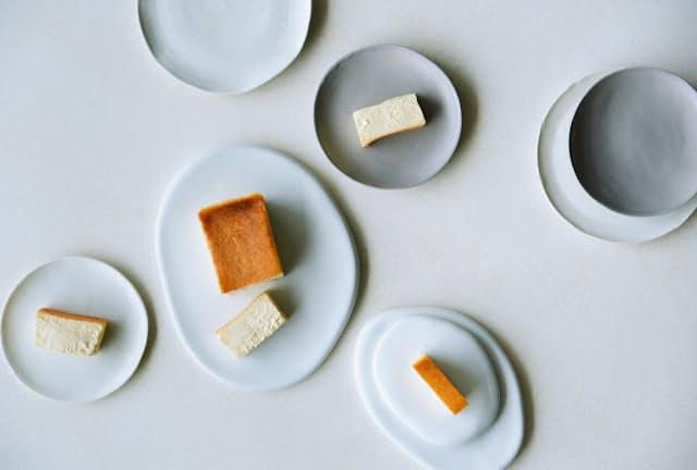 「Mr. CHEESECAKE」のチーズケーキは奥深い食感が味わえる