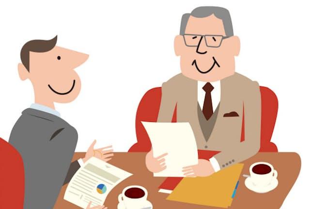 営業経験で身に付いたノウハウが別の形で生きてくることは多い(イラストはイメージ=PIXTA)
