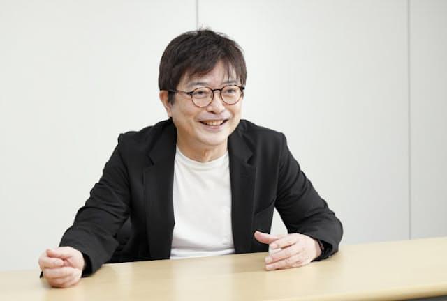 『「心」が分かるとモノが売れる』著者の鹿毛康司氏