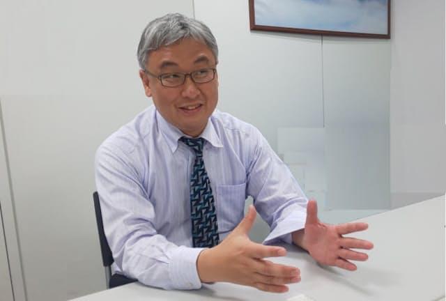 内閣官房の笹尾一洋さん