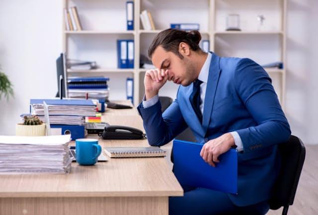 自他ともに認める仕事大好き人間だからこそ、メンタルを病むリスクがある。(写真はイメージ=123RF)