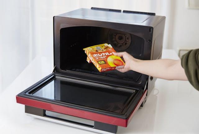 箱ごと電子レンジで温められるタイプの開発は苦労続きだった