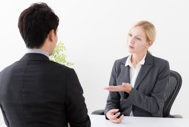 外資系企業への転職では採用者目線での書類準備が重要(写真はイメージ)