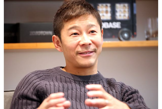 スタートトゥデイ社長の前沢友作氏