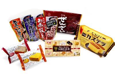 100株以上井村屋新商品