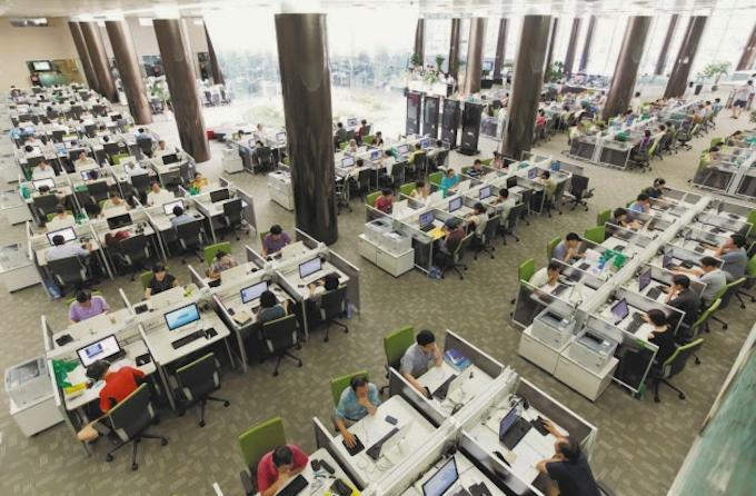 電子図書館 先を行く韓国: 日本経済新聞