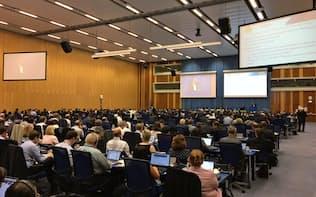 7月にウィーンで開かれたモントリオール議定書の閣僚級会合