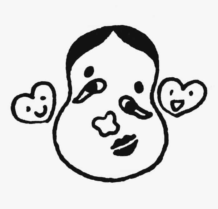 福笑い 日本経済新聞