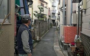 東京都荒川区町屋4丁目は最も火災の危険が高いとされた